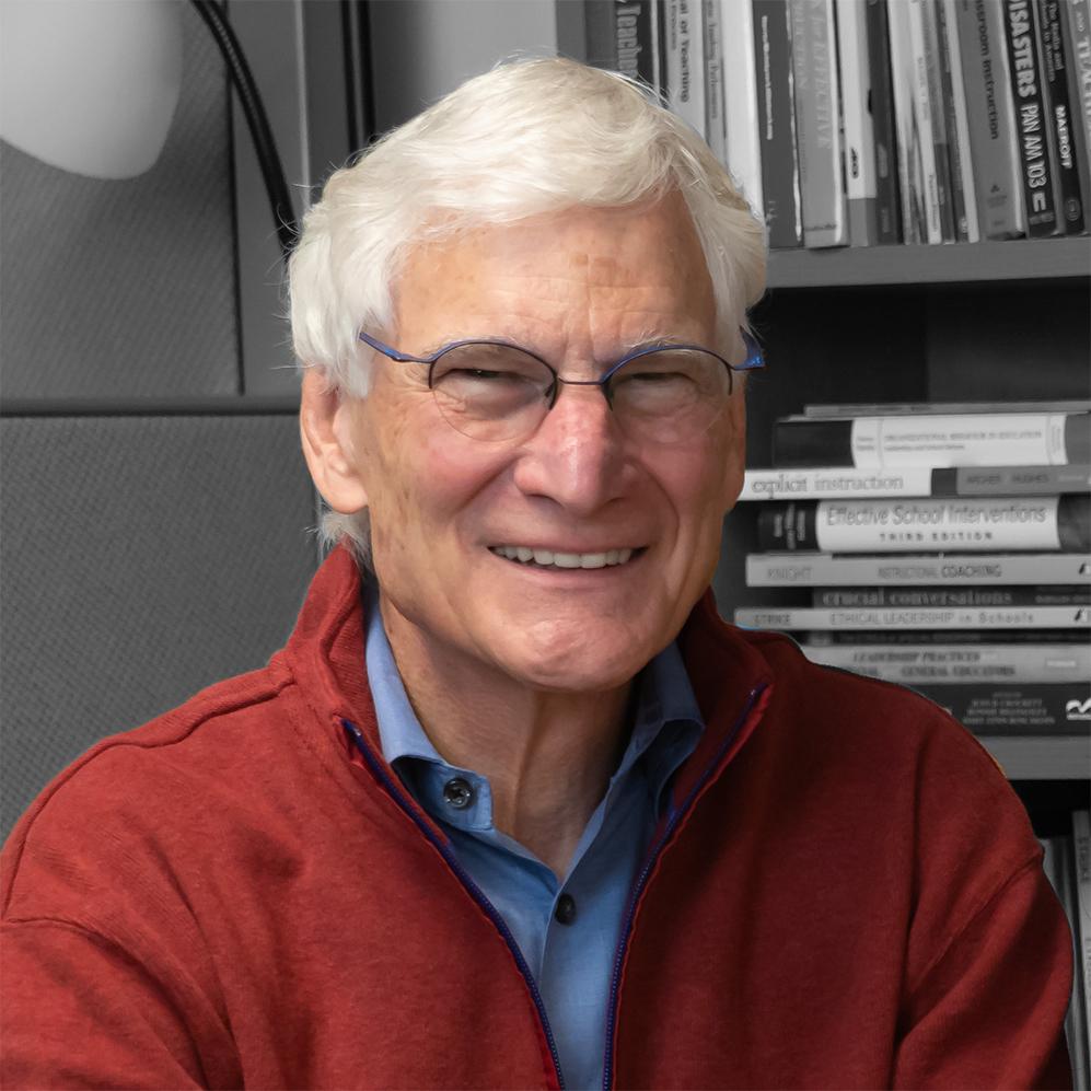 Dr. Tom Bellamy, Former Director
